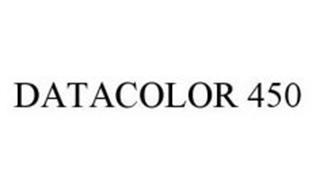 DATACOLOR 450