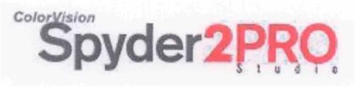 COLORVISION SPYDER2PRO STUDIO