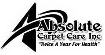A ABSOLUTE CARPET CARE INC