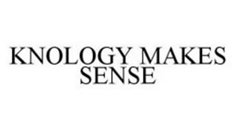KNOLOGY MAKES SENSE