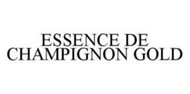 ESSENCE DE CHAMPIGNON GOLD