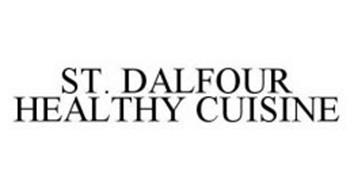 ST. DALFOUR HEALTHY CUISINE
