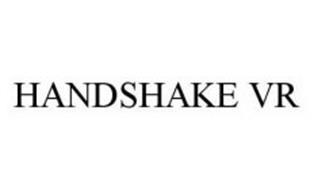 HANDSHAKE VR