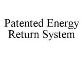 PATENTED ENERGY RETURN SYSTEM