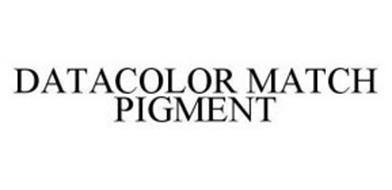 DATACOLOR MATCH PIGMENT