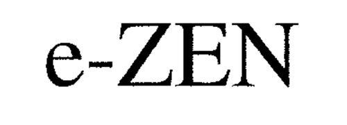 E-ZEN