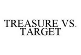 TREASURE VS. TARGET