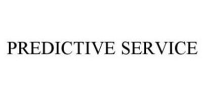 PREDICTIVE SERVICE