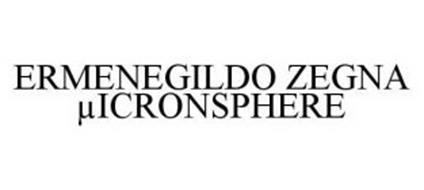 ERMENEGILDO ZEGNA µICRONSPHERE