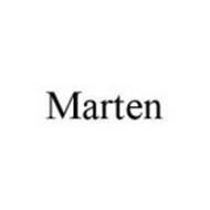 MARTEN
