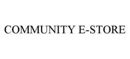 COMMUNITY E-STORE