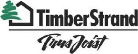 TIMBERSTRAND TRUS JOIST
