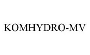KOMHYDRO-MV