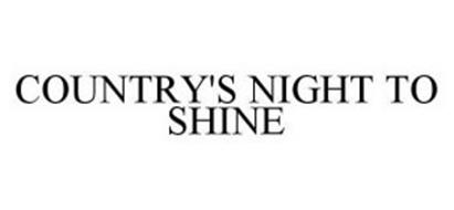 COUNTRY'S NIGHT TO SHINE