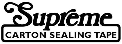 SUPREME CARTON SEALING TAPE