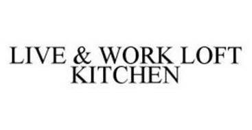 LIVE & WORK LOFT KITCHEN