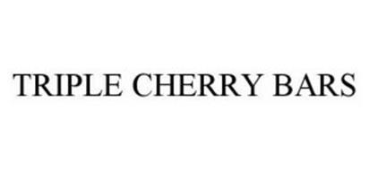 TRIPLE CHERRY BARS