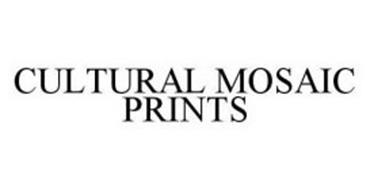 CULTURAL MOSAIC PRINTS