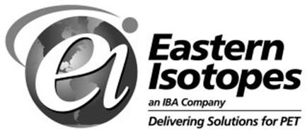 EASTERN ISOTOPES AN IBA COMPANY DELIVERING SOLUTIONS FOR PET