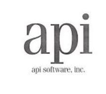 API API SOFTWARE, INC.