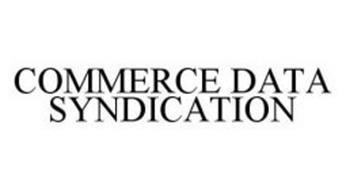 COMMERCE DATA SYNDICATION