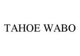 TAHOE WABO