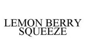 LEMON BERRY SQUEEZE