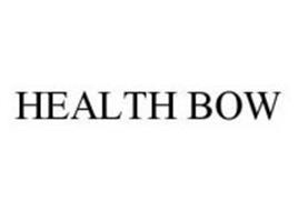HEALTH BOW