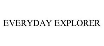 EVERYDAY EXPLORER