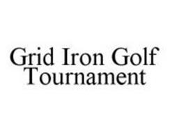GRID IRON GOLF TOURNAMENT
