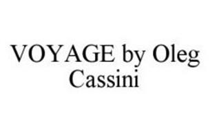 VOYAGE BY OLEG CASSINI