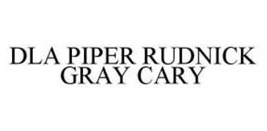 DLA PIPER RUDNICK GRAY CARY
