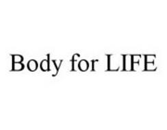 BODY FOR LIFE