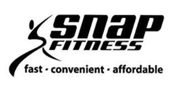SNAP FITNESS FAST CONVENIENT AFFORDABLE