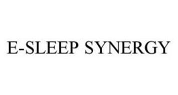 E-SLEEP SYNERGY