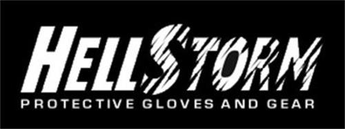 HELLSTORM PROTECTIVE GLOVES AND GEAR