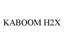 KABOOM H2X