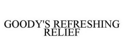 GOODY'S REFRESHING RELIEF