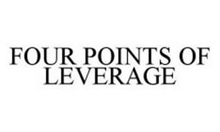 FOUR POINTS OF LEVERAGE