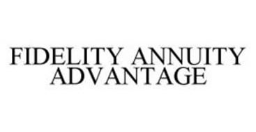 FIDELITY ANNUITY ADVANTAGE