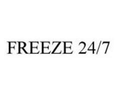 FREEZE 24/7