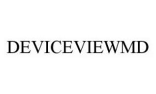 DEVICEVIEWMD