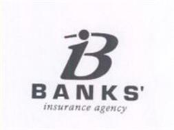 B BANKS' INSURANCE AGENCY