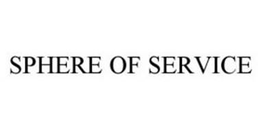 SPHERE OF SERVICE