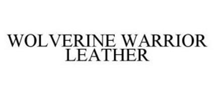 WOLVERINE WARRIOR LEATHER