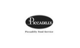 PICCADILLY. PICCADILLY FOOD SERVICE