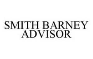 SMITH BARNEY ADVISOR