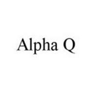 ALPHA Q