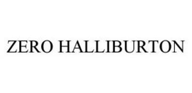 ZERO HALLIBURTON
