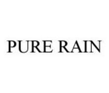 PURE RAIN